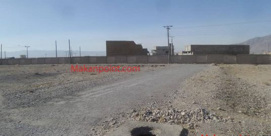 Plot for sale at Wapda Housing