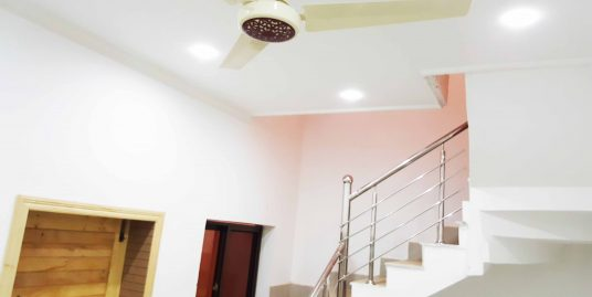 Chiltan housing scheme airport road – 120 gaz house for sell