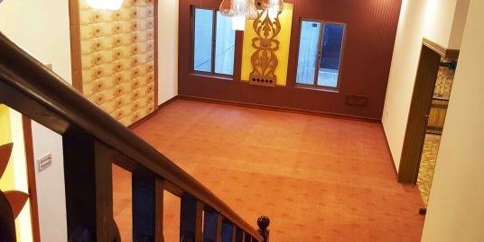 Luxury Bungalow At Jinnah Town – Indoor Swimming Pool At Guest Areas