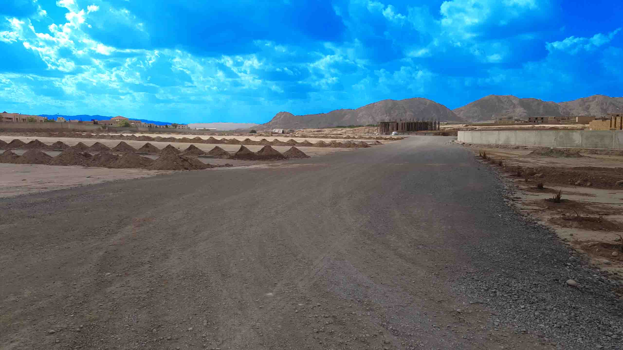 Plot for sale Chashma area behind Buitems university