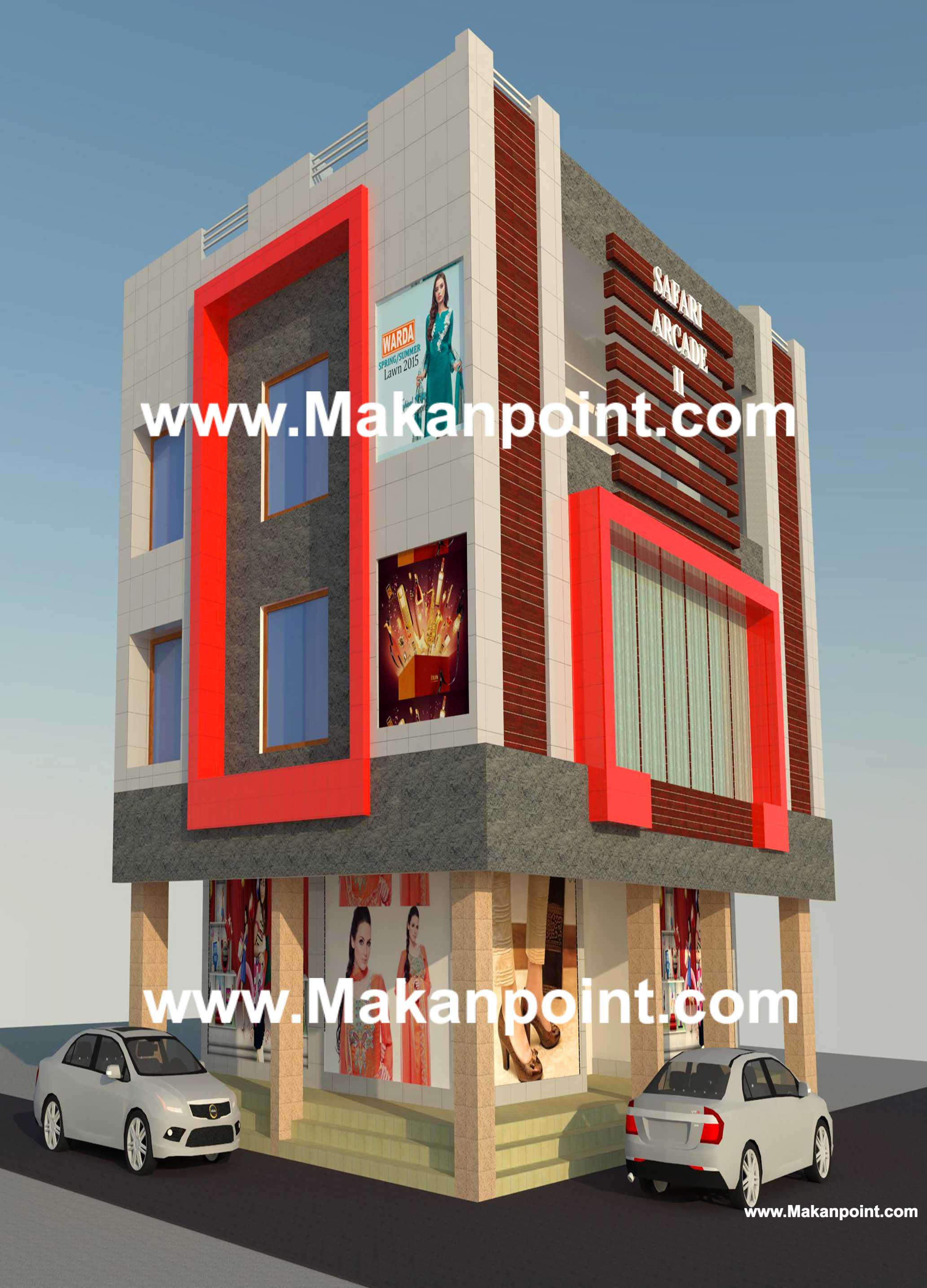 place available for rent for mobile tower at main bazar area.