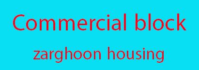 Zarghoon commercial block