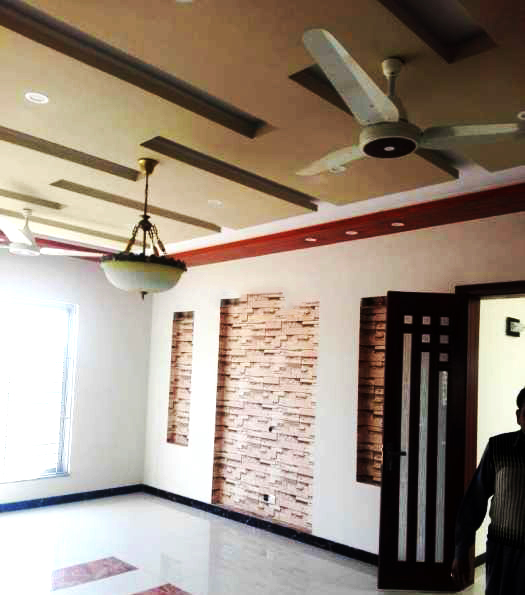 Furnished flat for sale at jinnah town