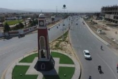 Plot for sale at airport road Quetta