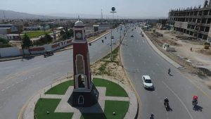 20 Crore- Plot at airport road Quetta.