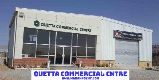 Quetta commercial centre real estate project
