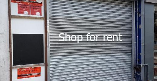 Shops for rent at samungli road near benazir family park