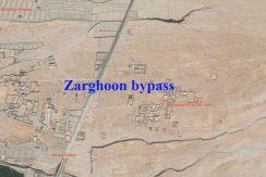 Sra khawra nawa kill bypass opposite zarghoon houisng scheme land map plot for sale