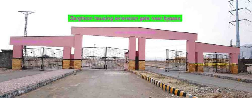 Zarghoon extension bypass gate development