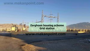Zarghoon housing scheme Quetta electricity grid station (2)