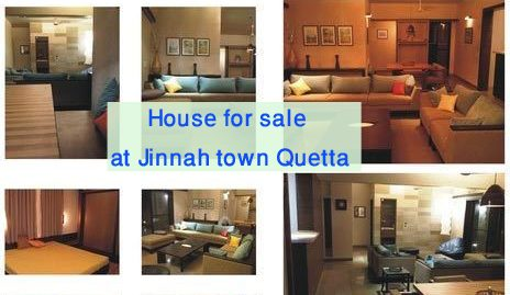 House for Sale at Jinnah town