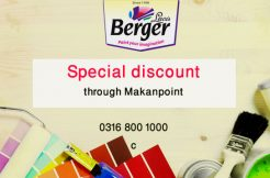 berger paint quetta city property real estate discount wall paint new house color