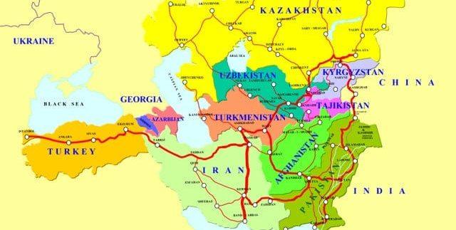 cpec trade routes