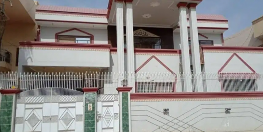 House available for rent at shahbaz town.