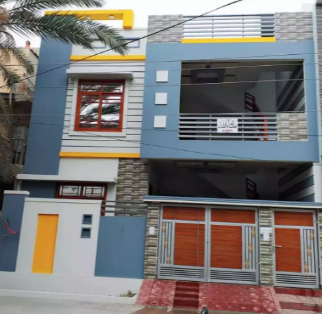 New bungalow available for sale at Samungli road