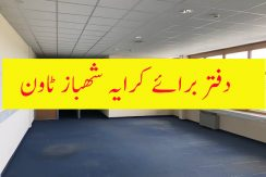 office for rent at shahbaz town Quetta