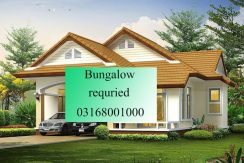 bungalow required