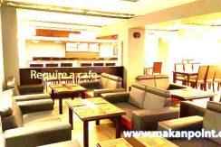 Require rent place restaurant
